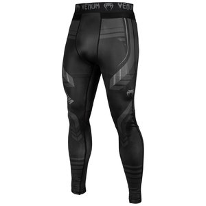 Venum Venum Legging Technical 2.0 Spats Tights Schwarz Schwarz