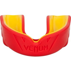 Venum Venum Challenger Mouthguard Jaw Protection Red Yellow