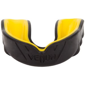 Venum Venum Fight Gear Challenger Mouth Guard Black Yellow