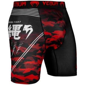 Venum Venum Okinawa 2.0 Compression Short Zwart Wit Rood