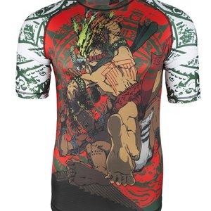 Bad Boy Bad Boy Warrior Society Rash Guard Vechtsport Kleding