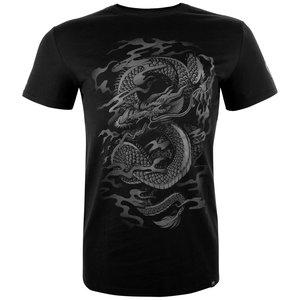 Venum Venum Shirt Dragon's Flight Black on Black Venum Shop Nederland