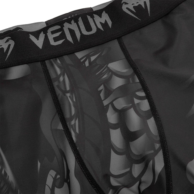 Black//Black Venum Dragon/'s Flight Compression Spats