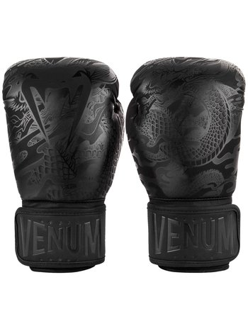 Venum Venum Bokshandschoenen Dragon's Flight Boxing Gloves Zwart Zwart