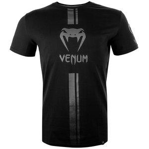 Venum Venum Kleding Logos T-shirt Zwart Grijs
