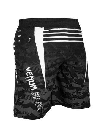 Venum Venum Okinawa 2.0 Fitness Short Zwart Wit