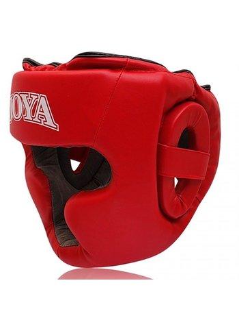 Joya Fight Wear Joya Head Gear Junior Head Protection RED Joya Fight Gear