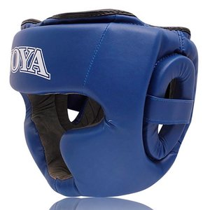 Joya Fight Wear Joya Head Gear Junior Head Protection Blue Joya Fight Gear