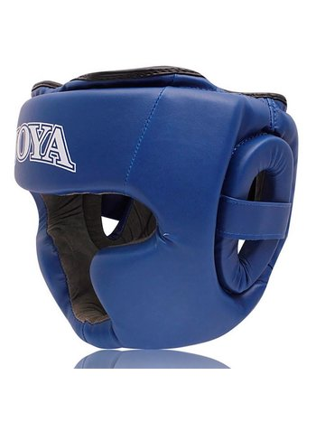 Joya Fight Wear Joya Head Gear Junior Hoofdbeschermer Blue Joya Fight Gear