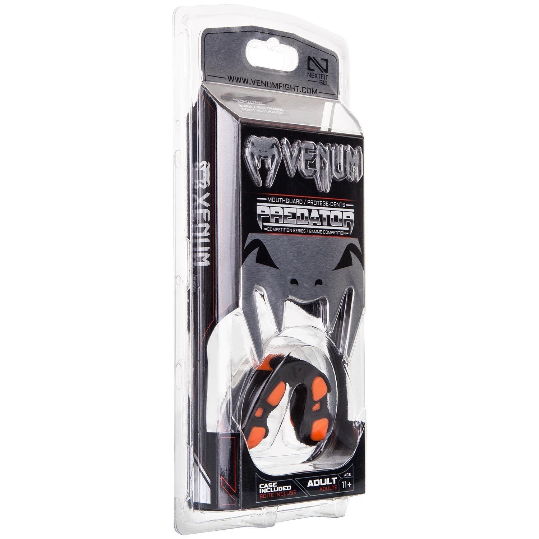Venum Predator Mouthguard with Case Gray//Orange