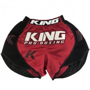 King Pro Boxing King Pro Boxing Kickboxing Shorts KPB/BT X1 Red
