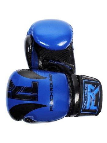 PunchR™  Punch Round Bokshandschoenen SLAM Blauw Zwart