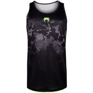 Venum Venum Atmo Dry Fit Tank Top Black Grey Venum Training Shirt