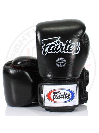 Fairtex Fairtex Muay Thai Boxhandschuhe BGV1 Schwarz Fairtex Fightgear