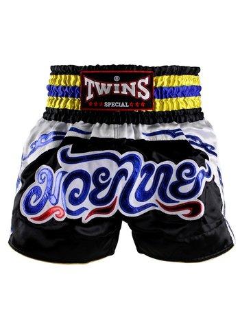 Twins Special Twins Muay Thai Kickboxing Hose TTBL 71 Twins Fightwear