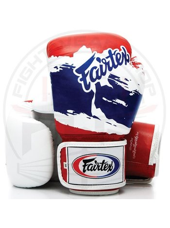 Fairtex Fairtex (Kick)Bokshandschoenen BGV1 Thai Pride Pro Fight Gloves