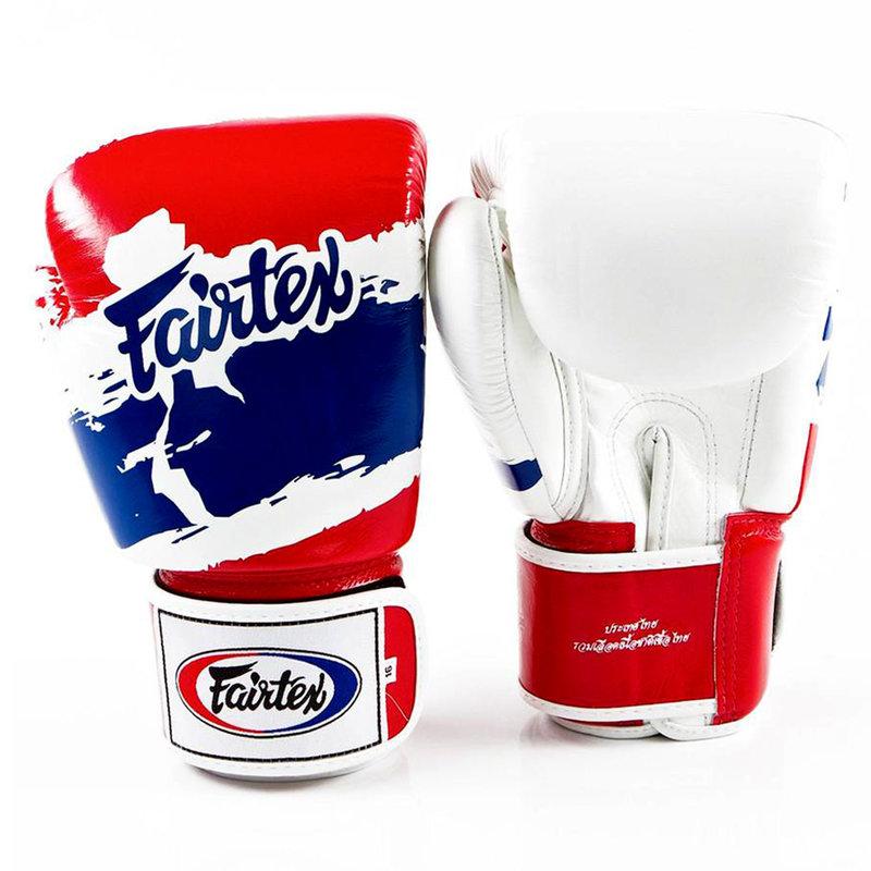 Fairtex Muay Thai MMA Boxing Gloves BGV1 Wild Animal Leopard Training Sparring