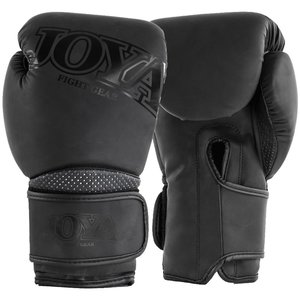 Joya Fight Wear Joya Boxing Gloves METAL Black by Joya Fightgear