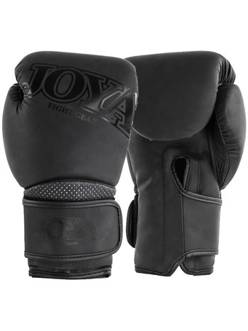 Joya Fight Wear Joya Bokshandschoenen METAL Black Joya Fightgear