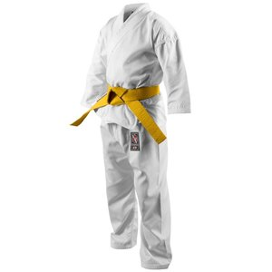 Hayabusa Hayabusa Winged Strike Jugend Karate Gi White