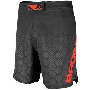 Bad Boy Bad Boy Fight Shorts Legacy 3.0 MMA Shorts Black Red