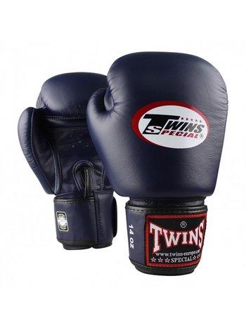Twins Special Twins Kickboks Bokshandschoenen BGVL 3 Donker Blauw