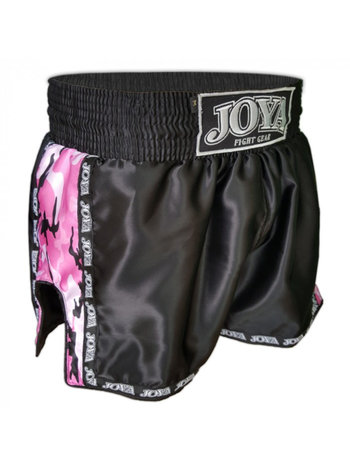 Joya Fight Wear Joya Damen Kickbox Hosen Camo Rosa Muay ThaiShorts