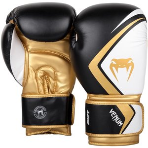 Venum Venum Contender Boxhandschuhe 2.0 Schwarz Gold