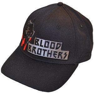 Lauren Rose Lauren Rose Blood Brother Fashion Fit Strapback Schwarz