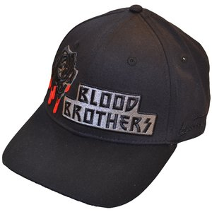 Lauren Rose Lauren Rose Blood Brother Fashion Fit Strapback Black