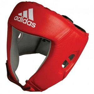Adidas Adidas AIBA Professional Headguard Boxing Red