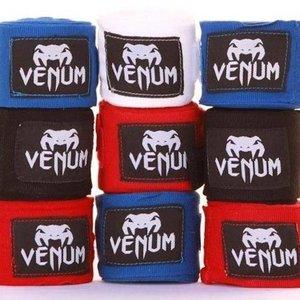 Venum Venum Kontact Handwraps 4.0M Boxing Bandages Blue