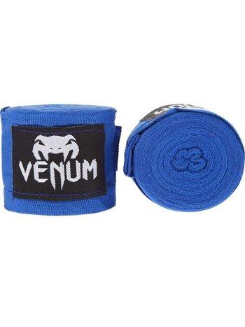 Venum VenumContactHandwraps 4.0M Boxbandagen Blau