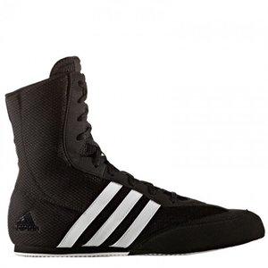 Adidas Adidas Boksschoenen Box-Hog 2 Zwart Wit
