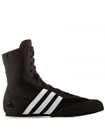Adidas Adidas Boxschuhe Box-Hog 2 Schwarz Weiß