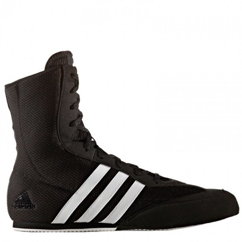 Adidas Adidas Boxing Shoes Box-Hog 2 Black White