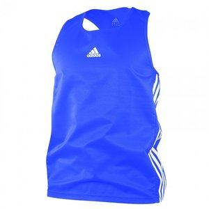 Adidas Adidas Amateur Boxing Tank Top Blau Weiß