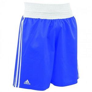Adidas Adidas Amateur Boksbroek Vechtsportbroek Blauw Wit