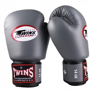 Twins Special Twins Special BGVL 3 Boxing Gloves BGVL-3 Grey