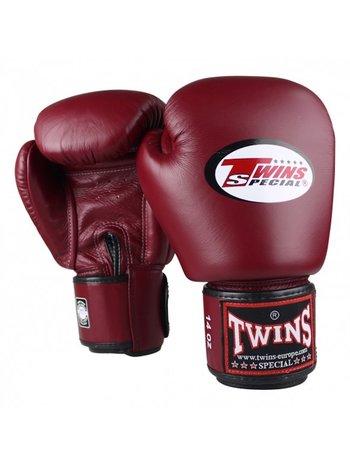 Twins Special Twins Special BGVL 3 Boxhandschuhe BGVL-3 Wine Red