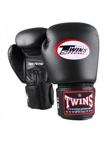 Twins Special Twins Kickboks Bokshandschoenen Twins BGVL 3 Air Zwart
