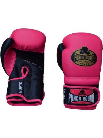 PunchR™  Punch Round Bokshandschoenen Combat Sport Pink Gold