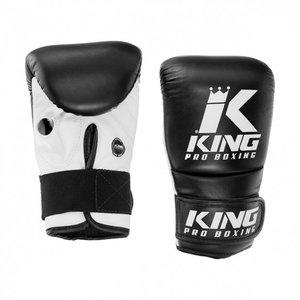 King Pro Boxing King KPB / BM Bokszak Handschoenen Leer