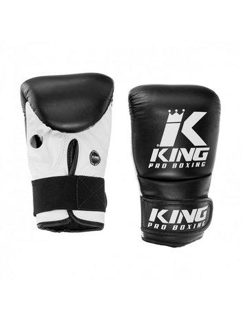 King Pro Boxing King KPB/BM Punching Bag Gloves Leather