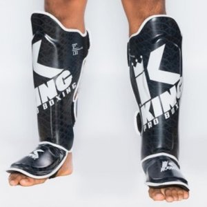 King Pro Boxing King Pro Boxing KPB/SG Snake Kickboxing Shin Guards