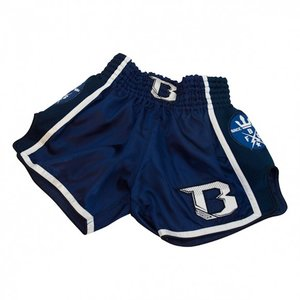 Booster Booster Thaiboxing Short TBT Pro 4.40 Dark Blue Kickboks Shorts