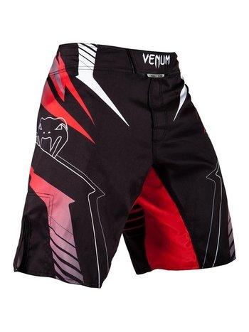 Venum Venum Sharp 3.0 MMA Kampfshorts Schwarz Rot Venum Clothing