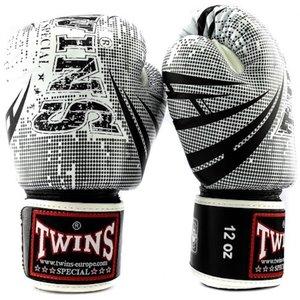 Twins Special Twins Fantasy 2 Bokshandschoenen Wit Zwart