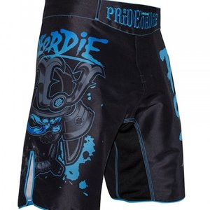 Pride or Die PRiDE of DiE Fight Short Ronin Black Blue