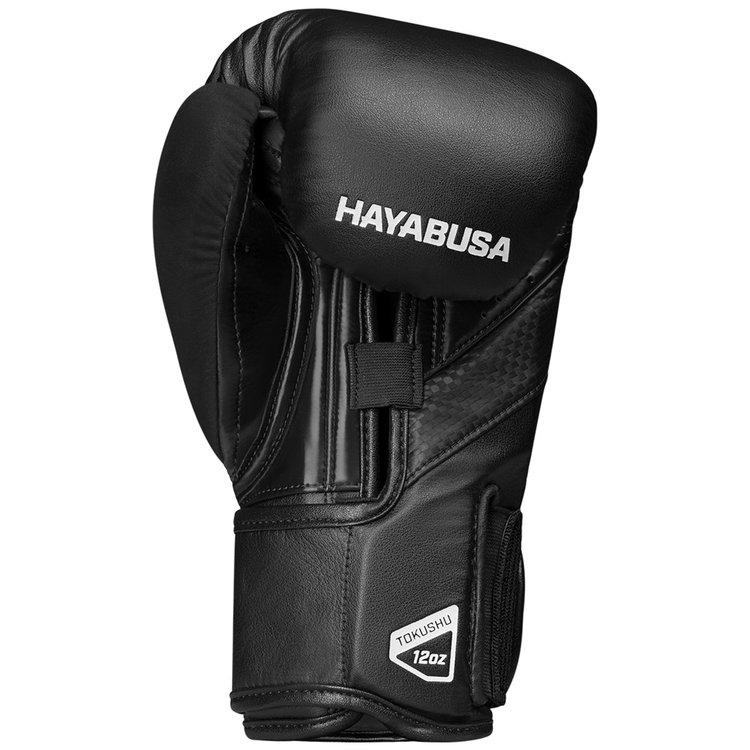 Hayabusa Hayabusa T3 Boxing Gloves Black Black Hayabusa Fightgear